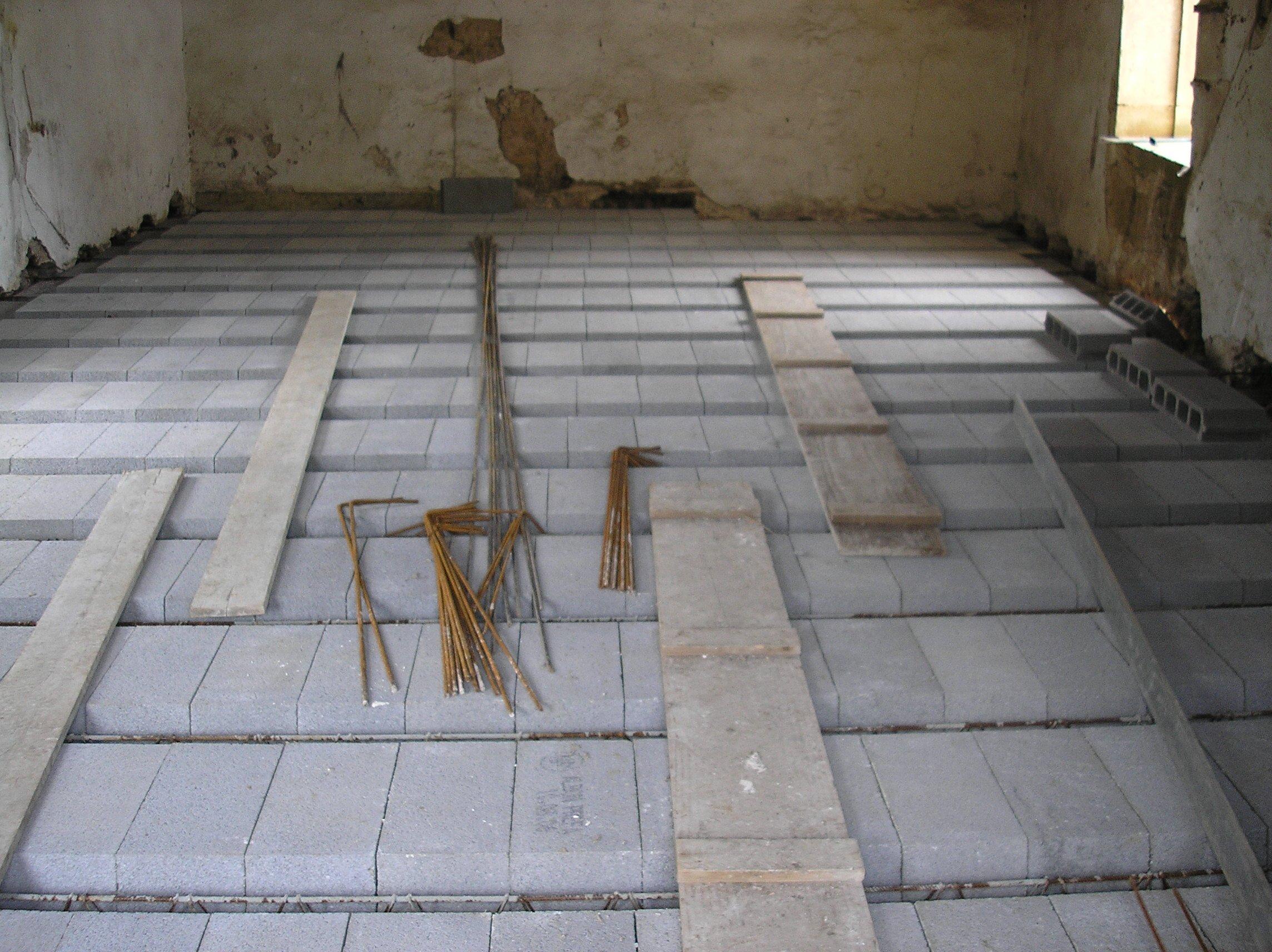 C est reparti la renovation de a z for Plancher chauffant en renovation